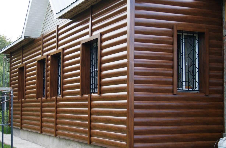 Блок-хаус – экологически чистый продукт, устойчивый к механическим повреждениям, не подлежащий деформации при температурных колебаниях.
